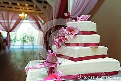 Wedding Cake close up
