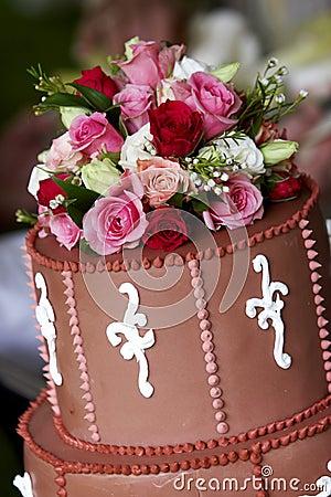 Free Wedding Cake - Wedding Series Stock Photography - 1112212