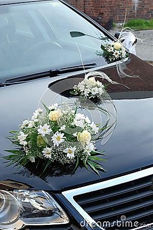Free Wedding Car Stock Images - 1295134