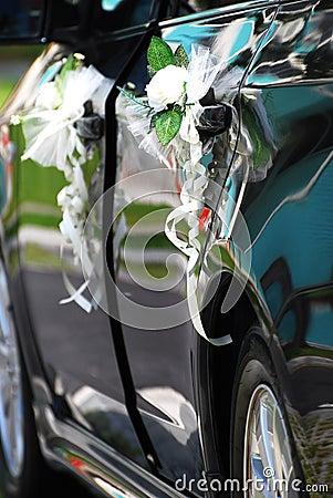 Wedding Car Handle