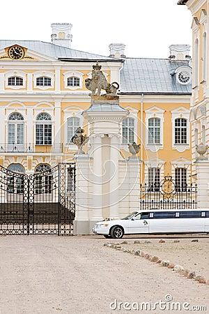 Free Wedding Car Waiting Stock Images - 6062004