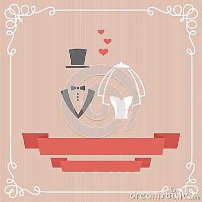 Wedding Card Royalty Free Stock Photography - Image: 31812117