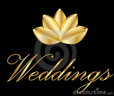 Wedding Card Logo Royalty Free Stock Image Image 21623796