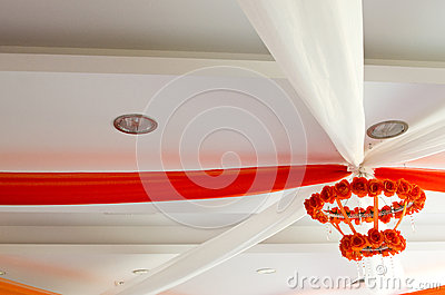 Wedding ceiling