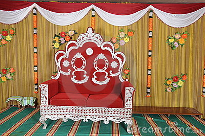Wedding ceremony chair