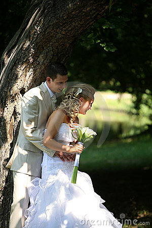 Wedding Couple Stock Images - Image: 10773524