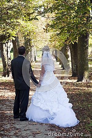 Free Wedding Couple Stock Image - 21448291