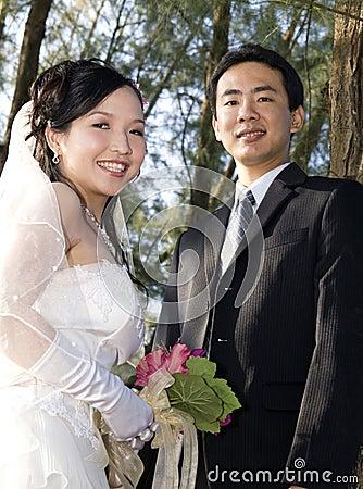 Free Wedding Couple-4 Royalty Free Stock Photos - 10608578