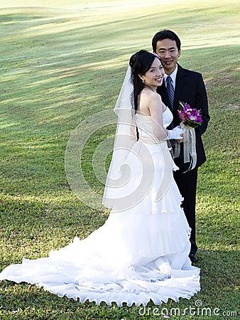 Free Wedding Couple-5 Stock Photos - 10608593