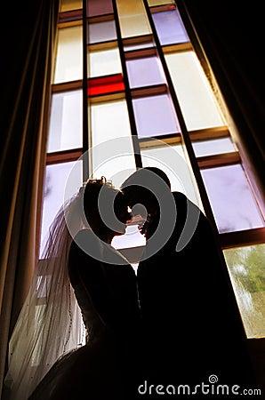 Free Wedding Couple Royalty Free Stock Photo - 724935