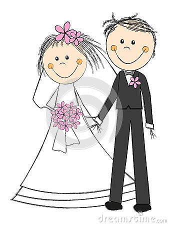 wedding couple stock photo image 31147170