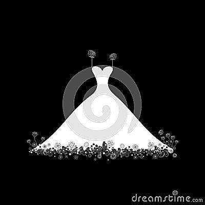 Luxurious strapless chaples train wedding yellow dress