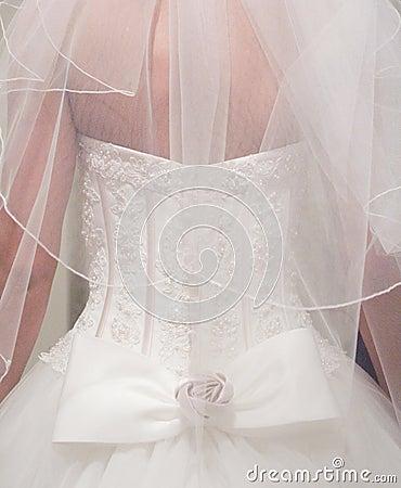Wedding Dress detial