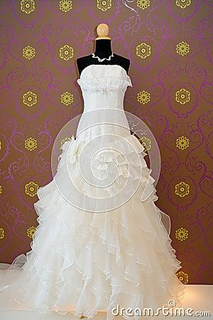 Wedding dress studio