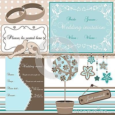 Wedding elements,
