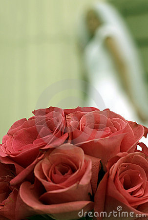 Free Wedding Flowers And Roses Royalty Free Stock Image - 36816