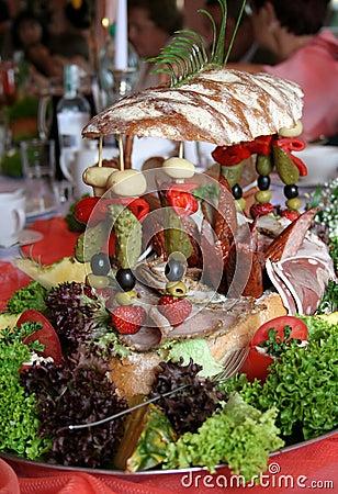 Free Wedding Food Stock Photos - 2841883