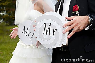 Wedding funny card