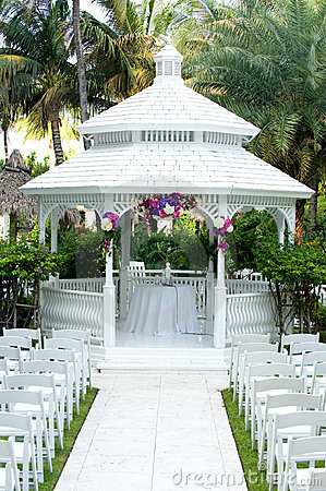 Wedding gazebo