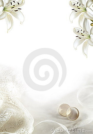 Free Wedding Greeting 02 Royalty Free Stock Images - 1671139