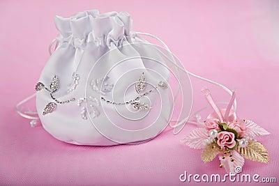 Wedding headbag