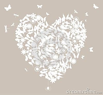 Free Wedding Heart Stock Photo - 18543480