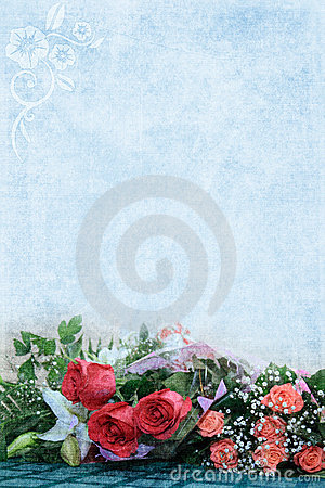 Wedding, holiday or anniversary background