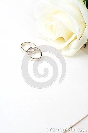 Free Wedding Invitation Royalty Free Stock Image - 17759116
