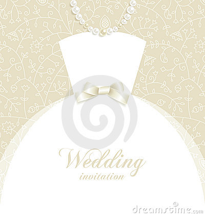 Free Wedding Invitation Stock Images - 19850734