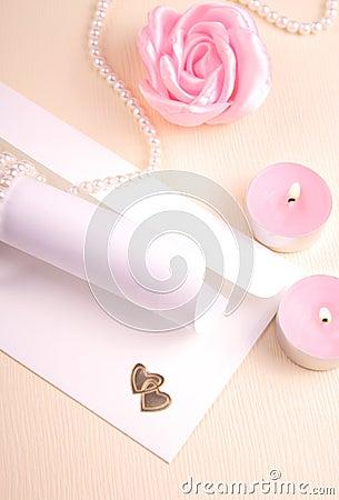 Free Wedding Invitation Stock Images - 2187434