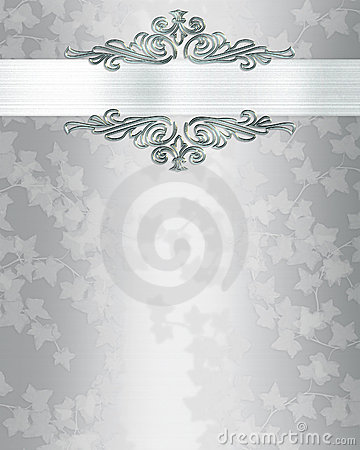 Free Wedding Invitation Background Elegant Royalty Free Stock Photos - 9686198
