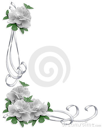 Free Nature Picture Downloads on Image And Illustration Composition White Roses Design Element For