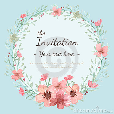 Free Wedding Invitation Card Royalty Free Stock Photos - 51012478