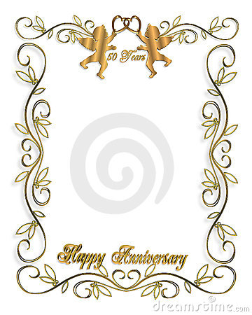 3D Illustrated design for party, wedding, Anniversary card or ...
