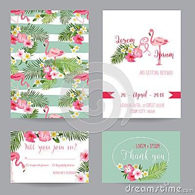 Free Wedding Invitation Or Congratulation Card Set Stock Photo - 71076050
