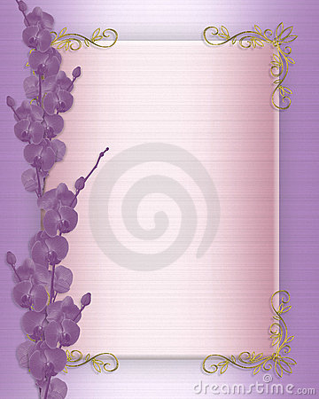 com stock illustration 50th anniversary border orchids clipart page 2