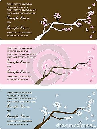 Free Wedding Invitation Panels Stock Images - 9048164