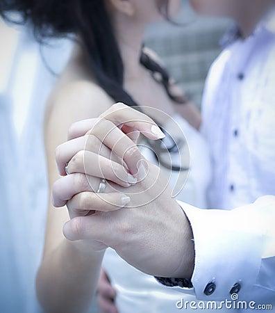 Free Wedding Kiss Royalty Free Stock Photos - 14458838