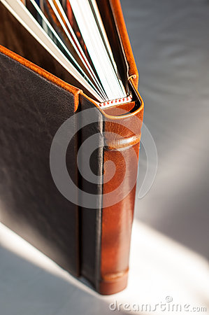 Free Wedding Leather Album Design Stock Photos - 28789843