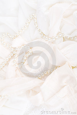 Wedding lingerie, background.