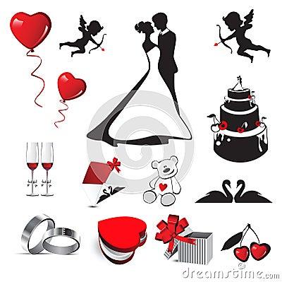 Free Wedding Love Royalty Free Stock Photos - 27736728