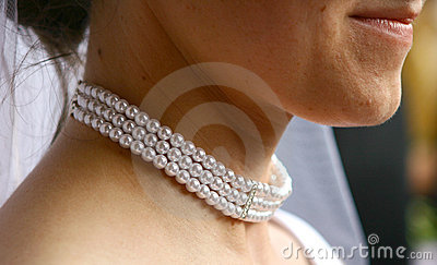 Wedding nacklace