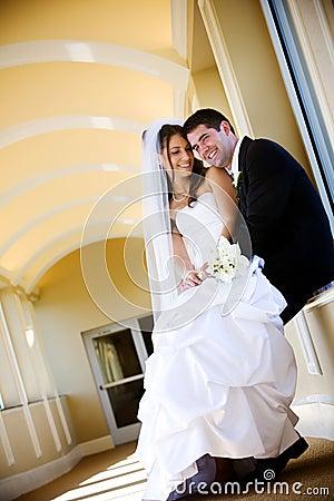 Free Wedding Newlywed Couple Love Stock Photography - 4518872