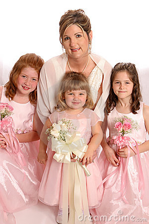 Wedding Party Girls
