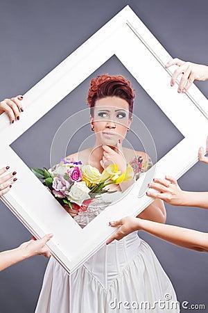 Wedding planning concept
