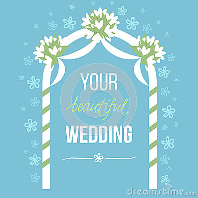 Free Wedding Poster Royalty Free Stock Photo - 66079815