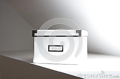Wedding prepare box
