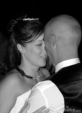 Wedding primeiramente a dança