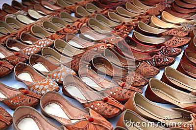 Wedding punjabi shoes