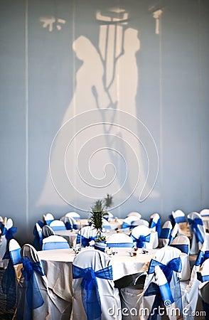 Wedding reception party venue